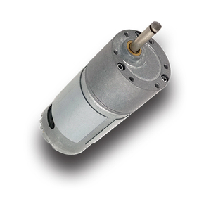 BMM37ZYJ 12V 24V Low RPM High Torque DC Gear Motor