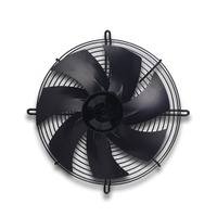 230 V 50 Hz 200 W 900 rpm External Rotor Axial Fan MF091