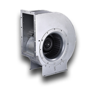 BMF280-GQ EC Forward curved centrifugal fan with volute