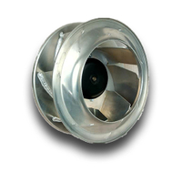 BMF355-GH-C EC Backward curved centrifugal fan