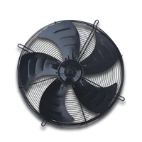 380 V 50 Hz 550 W 920 rpm External Rotor Axial Fan MF084